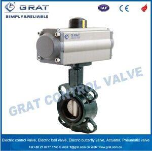 2000nm Torque Electric Actuator pictures & photos
