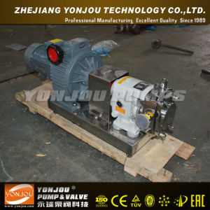 Stainless Steel Rotary Lobe Pump (LQ3A) pictures & photos