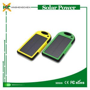 Wholesale Ultra Slim Solar Power Bank pictures & photos