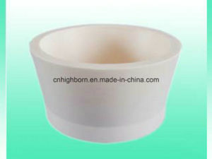 Top Selling High Temperature Resistance White Ceramic Mortar for Laboratory pictures & photos
