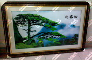 Lenticular Decorative with Frame pictures & photos