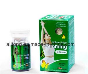 2016 Hot Sale Natural Max Slimming Capsule (green) pictures & photos