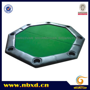 2folding Poker Table Top (SY-T09) pictures & photos