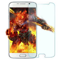 2.5D 9h Cured Japanese Tempered Glass Screen Protector HD Clear Anti Shock for Mobile Phone Samsung S6 pictures & photos