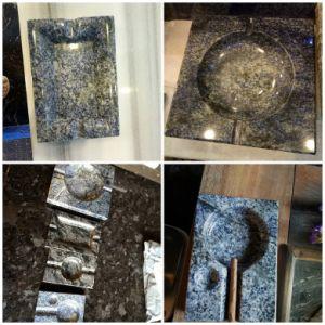 Stone Art Article Gift Azul Bahia Granite Ashtray Cigars pictures & photos
