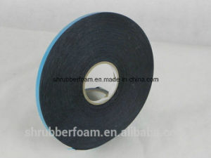 High Density 8mm Thick Glazing Foam Tape pictures & photos