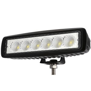 6 Inch 18W Bridgelux LED Driving Light with 1080lm pictures & photos