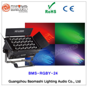 24PCS Rgby LED Spotlight