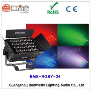 24PCS Rgby LED Spotlight pictures & photos