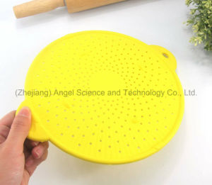 Popular Food Grade Silicone Steamer for Food Vegetable Sk29 pictures & photos