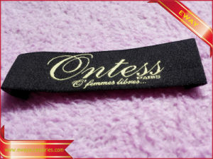 Woven Label Fabric Label Garment Label for Clothes pictures & photos