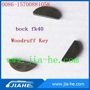 Bock Fk40 & Bitzer 4nfcy Compressor Part Woodruff Key