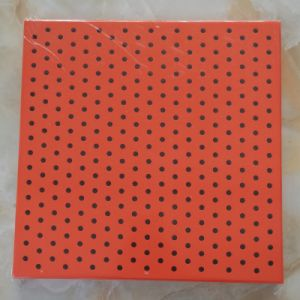 Aluminum Perforated Sheet Cladding Curtain Wall Panel (Jh26)