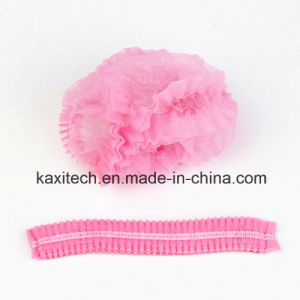 Cheap Manufacturer of Bouffant Caps Nurse White Cap pictures & photos