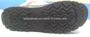 Latest Injection Boots MID-Calf Comfortable Snow Boots Stock Shoes (FF328-2) pictures & photos