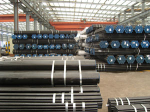 Grade L245 Steel Pipe 1/2′′ to 48′′ pictures & photos