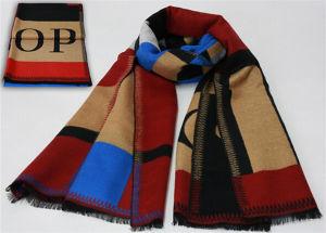 Fashion Ladies Winter Warm Cashmere Poncho Wholesale (50213) pictures & photos