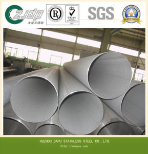 High Quality AISI 304 Seamless Stainless Steel Pipe pictures & photos