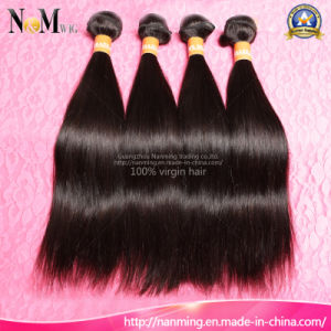 China Wholesale Price Philippines Virgin Straight Hair Weave pictures & photos