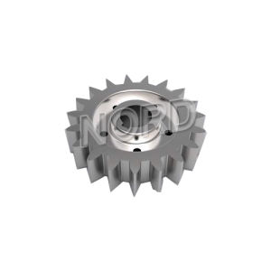 Customized Spiral Ring Bevel Worm Gear pictures & photos