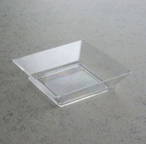High Quality Plastic Appetizer Plate pictures & photos