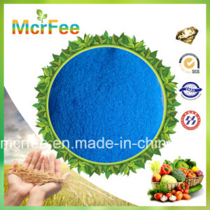 China Factory Copper Sulphate Powder for Industry pictures & photos