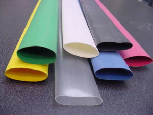 PE Heat Shrinkable Tube for Wiring Insulation pictures & photos