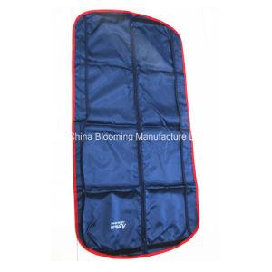 420d Nylon Foldable Garment Dress Clothes Suits Bag Garment Cover pictures & photos