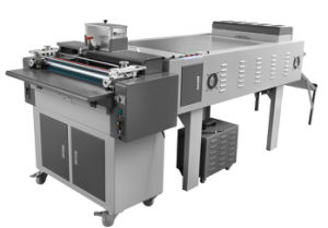 "36"" Wide Format Crystal UV Coating Machine pictures & photos"