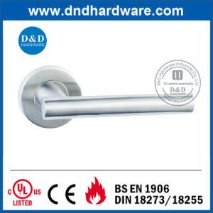 Solid Door Lock Handle for Wooden Door pictures & photos