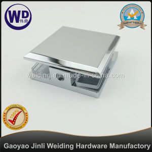 Square Wall Mount Glass Clamp Hole in Glass pictures & photos