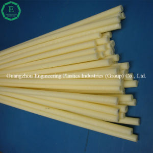 100% Virgin PA Material Plastic Nylon Rod pictures & photos