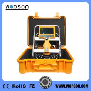 Best Selling Portable 20m Soft Cable Chimney Inspection Camera with Pan Tilt Rorate Camera pictures & photos