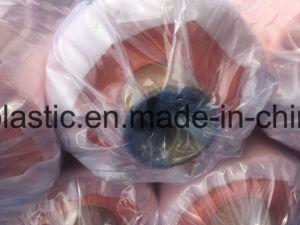 PVC Film Color Rain Coat Supplier pictures & photos