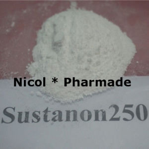 Sustanon 250 Sustanon Testosterone Enanthate Steroid Powder pictures & photos