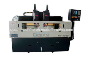 CNC Cutting Machine and Engraving Machine for Phone Glass