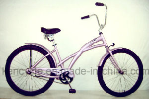26inch Nexus Inner 3 Speed Beach Cruiser Bicycle/Lady Beach Cruiser Bicycle/Girl Beach Cruiser Bicycle pictures & photos