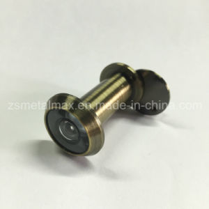 Brass or Zinc Alloy Peephole Door Viewer (MY2614Y-AB) pictures & photos