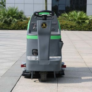 Large Capacity Battery Powered Automatic Floor Cleaning Machine (DQX6) pictures & photos