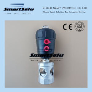 Angle Pneumatic Control Valve pictures & photos