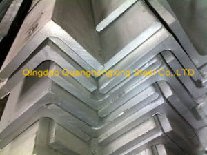 Hot Rolled Steel Angles for Building Structure pictures & photos