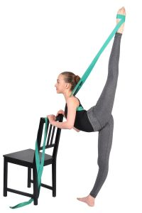 Resistance Exercise Bands for Yoga, Ballet, Pilates pictures & photos