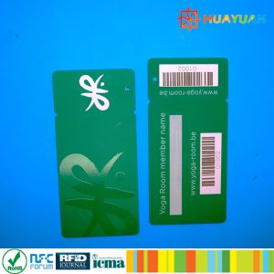 Discount Loyalty PVC Membership Business QR Barcode Card pictures & photos