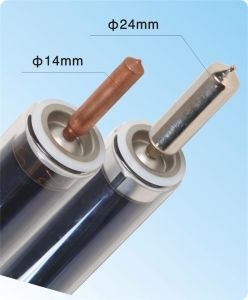 Glass Vacuum Tube with Heat Pipe pictures & photos