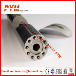 Bimetallic Screw Barrel for Injection Molding Machine pictures & photos