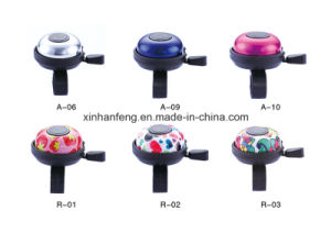 Colorful Alloy Bicycle Mini Bell (HEL-216) pictures & photos