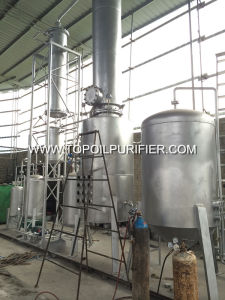 30 Tons Per Day Black Motor Oil Regeneration System (EOS-30) pictures & photos