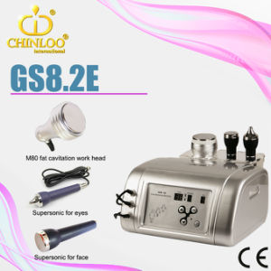 Cavation Body Ultrasonic Slimming Machine (GS8.2E) pictures & photos