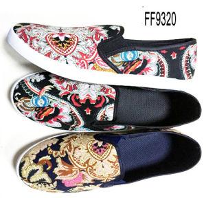 Latest Men Jeans Causal Shoes Leisure Shoes Canvas Shoes (PY9320) pictures & photos