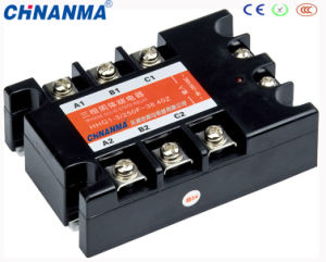 3 Phase AC Solid State Relay / Electronic Overload Current Relay pictures & photos